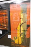 stazione ferroviaria - visita a IL TRENO DELL'ARTE -  Museo per un Giorno - Mauro Reggio - Via Giolitti, 2007 - (3) - 13 ottobre 2007  - Trapani (1225 clic)