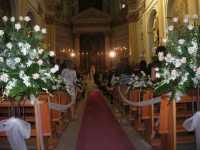 Chiesa Maria SS. del Carmine - matrimonio - 10 ottobre 2010  - Partinico (10386 clic)