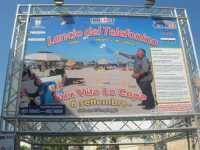 Via Savoia - Lancio del Telefonino - 21 agosto 2009  - San vito lo capo (2197 clic)