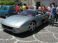Sagra delle ciliege - Ferrari in esposizione - 17 giugno 2007  - Chiusa sclafani (1599 clic)