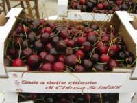 Sagra delle ciliege - 17 giugno 2007  - Chiusa sclafani (1631 clic)