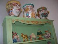 Cous Cous Fest 2007 - Expo Village - itinerario alla scoperta dell'artigianato, del turismo, dell'agroalimentare siciliano e dei Paesi del Mediterraneo - ceramiche - 28 settembre 2007   - San vito lo capo (792 clic)