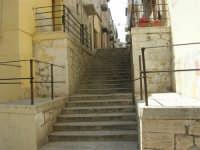 a spasso per la città: gradinata della via Sacerdote Coraci - 6 giugno 2007  - Alcamo (1056 clic)