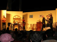 Teatro Euro: il Gruppo Teatrale TRIQUETRA presenta AVVISO DI CHIAMATA, commedia brillante in due atti - 11 dicembre 2005   - Alcamo (1675 clic)
