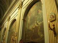 Chiesa Maria SS. del Carmine - interno, particolare - 10 ottobre 2010  - Partinico (5463 clic)