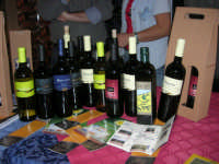 Cous Cous Fest 2007 - Expo Village - itinerario alla scoperta dell'artigianato, del turismo, dell'agroalimentare siciliano e dei Paesi del Mediterraneo - Strada del Vino Alcamo Doc - i vini della Cantina Valdibella di Camporeale (PA) - 28 settembre 2007   - San vito lo capo (1058 clic)