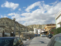 Baia Cala Rossello: entroterra - 7 settembre 2007  - Realmonte (1790 clic)