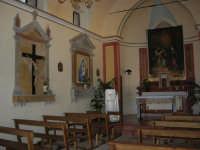 Chiesa di Maria SS. Annunziata - interno - 19 agosto 2007  - Castellammare del golfo (792 clic)