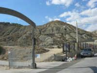 Baia Cala Rossello: entroterra - 7 settembre 2007  - Realmonte (1811 clic)