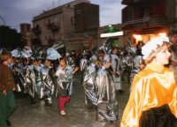 Sfilata di carnevale - 27 febbraio 1995   - Alcamo (1640 clic)