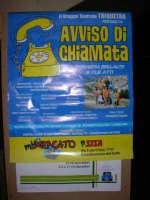 Teatro Euro: la locandina - il Gruppo Teatrale TRIQUETRA presenta AVVISO DI CHIAMATA, commedia brillante in due atti - 11 dicembre 2005   - Alcamo (2377 clic)