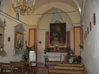 Chiesa di Maria SS. Annunziata - interno - 19 agosto 2007  - Castellammare del golfo (640 clic)