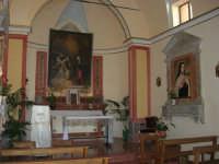 Chiesa di Maria SS. Annunziata - interno - 19 agosto 2007  - Castellammare del golfo (618 clic)