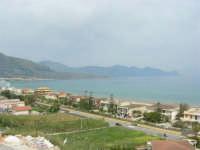 Panorama del Golfo di Castellammare (lato ovest) - 25 aprile 2006  - Alcamo marina (1220 clic)