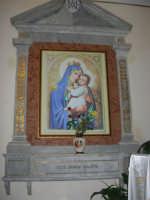 Chiesa di Maria SS. Annunziata - interno - 19 agosto 2007  - Castellammare del golfo (749 clic)