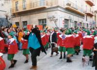 Sfilata di carnevale - 26 febbraio 1995   - Castellammare del golfo (1160 clic)