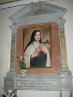 Chiesa di Maria SS. Annunziata - interno - 19 agosto 2007  - Castellammare del golfo (564 clic)