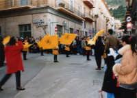 Sfilata di carnevale - 26 febbraio 1995   - Castellammare del golfo (1163 clic)