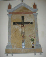 Chiesa di Maria SS. Annunziata - interno - 19 agosto 2007  - Castellammare del golfo (645 clic)