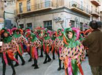 Sfilata di carnevale - 26 febbraio 1995   - Castellammare del golfo (1187 clic)