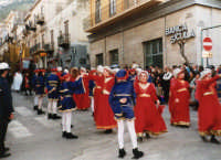 Sfilata di carnevale - 26 febbraio 1995   - Castellammare del golfo (1150 clic)