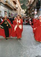 Sfilata di carnevale - 26 febbraio 1995   - Castellammare del golfo (1268 clic)