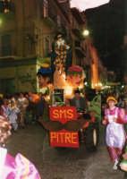 Sfilata di carnevale - 26 febbraio 1995   - Castellammare del golfo (1454 clic)