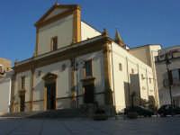 Chiesa Madre sita nel Corso Umberto I sulla Piazza Giovanni XXIII - 7 settembre 2007  - Ribera (2144 clic)