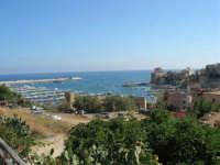 vista sul porto - 19 agosto 2007  - Castellammare del golfo (629 clic)
