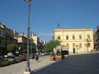 Corso Umberto I e Piazza Giovanni XXIII - 7 settembre 2007  - Ribera (5396 clic)