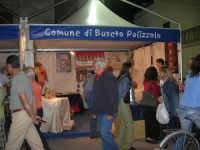 Cous Cous Fest 2007 - Expo Village - itinerario alla scoperta dell'artigianato, del turismo, dell'agroalimentare siciliano e dei Paesi del Mediterraneo - l'artigianato di Buseto Palizzolo (TP) - 28 settembre 2007   - San vito lo capo (820 clic)