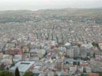 Panorama dal Monte Bonifato - 21 aprile 2005  - Alcamo (2108 clic)