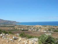 panorama del golfo di Bonagia - 6 settembre 2007  - Custonaci (821 clic)