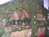 Presepe - Istituto Comprensivo G. Pascoli - 23 dicembre 2005  - Castellammare del golfo (1352 clic)