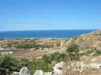 panorama del golfo di Bonagia - 6 settembre 2007  - Custonaci (794 clic)