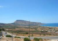 Monte Erice e golfo di Bonagia - 6 settembre 2007  - Custonaci (895 clic)