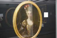 stazione ferroviaria - visita a IL TRENO DELL'ARTE -  Museo per un Giorno - Anonimo XVIII secolo - Ritratto di giovane gentildonna - (20) - 13 ottobre 2007  - Trapani (1397 clic)