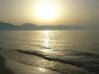 c/da Canalotto - cronaca di un tramonto (1)- 22 luglio 2007  - Alcamo marina (1106 clic)