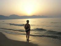 c/da Canalotto - cronaca di un tramonto (2)- 22 luglio 2007  - Alcamo marina (1032 clic)