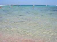 sabato al mare - 30 agosto 2008  - San vito lo capo (446 clic)