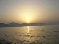 c/da Canalotto - cronaca di un tramonto (3)- 22 luglio 2007  - Alcamo marina (966 clic)