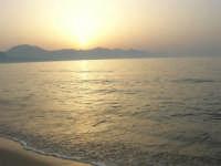 c/da Canalotto - cronaca di un tramonto (4)- 22 luglio 2007  - Alcamo marina (940 clic)
