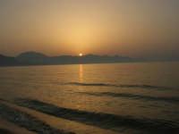 c/da Canalotto - cronaca di un tramonto (5)- 22 luglio 2007  - Alcamo marina (995 clic)