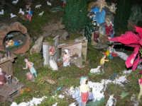 Presepe (particolare) - Istituto Comprensivo G. Pascoli - 23 dicembre 2005   - Castellammare del golfo (1575 clic)