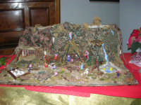 Presepe realizzato con la pasta - Istituto Comprensivo G. Pascoli - 23 dicembe 2005  - Castellammare del golfo (3038 clic)