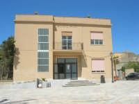 il palazzo del Municipio - 6 settembre 2007  - Custonaci (1067 clic)