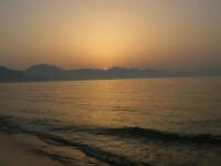 c/da Canalotto - cronaca di un tramonto (8)- 22 luglio 2007  - Alcamo marina (882 clic)