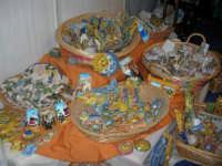Cous Cous Fest 2007 - Expo Village - itinerario alla scoperta dell'artigianato, del turismo, dell'agroalimentare siciliano e dei Paesi del Mediterraneo - le ceramiche di Custonaci (TP) - 28 settembre 2007   - San vito lo capo (745 clic)