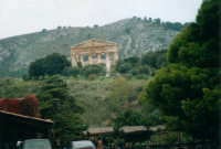 il tempio - 3 novembre 2002  - Segesta (1907 clic)