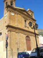 Chiesa di San Giuseppe - 19 agosto 2007  - Castellammare del golfo (1222 clic)